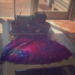 Comfy Galaxy Skirt